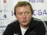 Владимир Шаран: «Луческу нет смысла оставаться в «Шахтере»