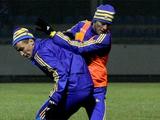 ФОТОрепортаж: открытая тренировка сборной Украины (18 фото)