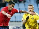 Украина — Чили — 2:1. Отчет о матче