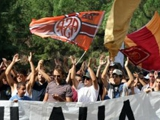 Полиция применила против фанатов «Ромы» слезоточивый газ