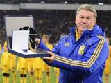 УЕФА: Награды для украинцев и голландцев