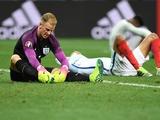 Джо Харт не попадет в заявку сборной Англии на чемпионат мира