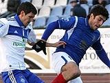 «Динамо» — «Таврия»: стартовые составы команд. Без Шовковского и Идейе