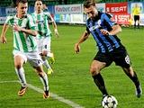 «Карпаты» — «Черноморец» — 1:1. После матча. Григорчук: «Я зол. Худшая игра в сезоне»