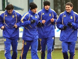 Товарищеский матч Украина — Алжир не состоится