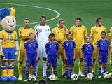 Рейтинг ФИФА: ноябрьские матчи подняли Украину на три позиции