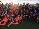 Киевский «Арсенал» анонсировал назначение «звездного тренера»