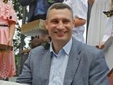 Виталий Кличко: «Мы волновались, но все прошло очень хорошо»