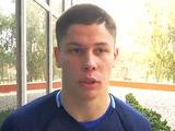 Денис Попов: «Тренер сказал забить, я это и сделал первым касанием»