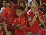 Болельщики колумбийской «Америки» устроили беспорядки после вылета команды во 2-й дивизион