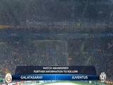 Матч «Галатасарай» — «Ювентус» прерван в первом тайме из-за небывалого снегопада в Стамбуле