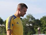 Андрей ШЕВЧЕНКО: «У меня есть время подумать…»
