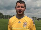 Олег Саленко: «Без самоотдачи и дисциплины мы не попадем и на ближайший чемпионат мира»