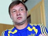 Юрий КАЛИТВИНЦЕВ: «С Блохиным остаемся друзьями»