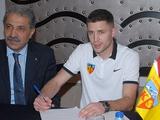 Эрол Бедир: «Нападающий сборной Украины в «Кайсериспоре»!»