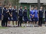 Открыт детский летний лагерь ДЮФШ «Динамо»