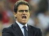 Федерация футбола Англии конфликтует с Капелло