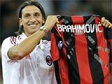 Златан Ибрагимович: «Хочу забить за «Милан» не меньше 25 голов»