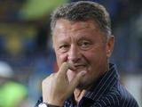Мирон МАРКЕВИЧ: «С Шевченко общаюсь, но не навязываюсь»