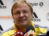 Юрий КАЛИТВИНЦЕВ: «В матче с Бразилией просто отбиваться мы не станем ни в коем случае»