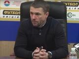 «Заря» – «Динамо» – 0:1. Послематчевая пресс-конференция