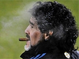 Марадона думает о работе в английской премьер-лиге