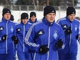 Список игроков «Динамо» на первый межсезонный сбор