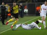 Revier Sport: Ярмоленко — лучший полевой игрок «Боруссии» в матче против «Тоттенхэма»