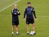 В расположении «Барселоны» тренируются только три футболиста
