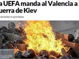 УЕФА может принять решение о матче «Динамо» — «Валенсия» сегодня вечером