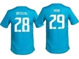 «Зенит» уже начал продажу футболок Халка и Витселя