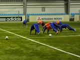 Молодежный состав «Динамо» провел первый матч в Турции