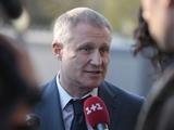 Григорий Суркис: «Блохин остается»