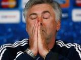 У Анчелотти состоялась беседа с руководством «Реала»