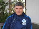 Хуанде Рамос провел переговоры с федерацией футбола Греции