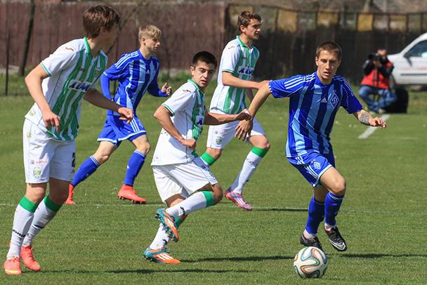 Чемпионат U-19. Финальный этап. «Динамо» — «Шахтер» — 2:2