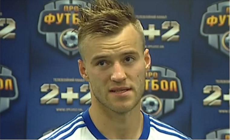Андрей Ярмоленко: «Юнес уже больше года в «Динамо», с ним стало намного легче»