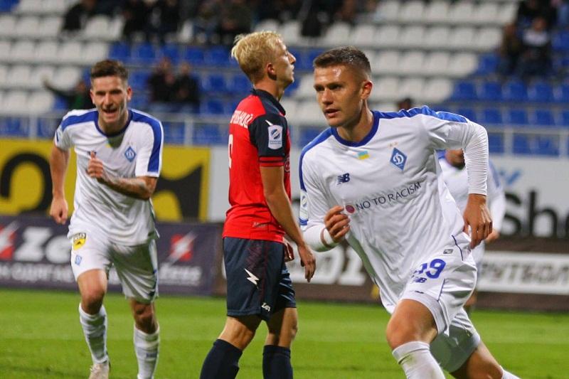 Динамо остается в гонке за чемпионство и еврокубковую весну