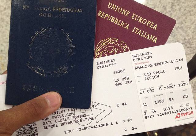 Бетао уже прилетел в Европу (ФОТО)