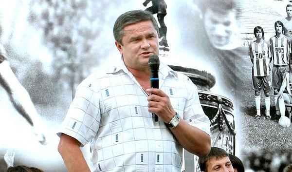 Степан Юрчишин: «После слов Григория Суркиса выступили слезы»