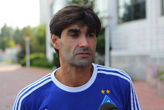 Висенте Гомес побывал на матче «Порту» — «Эшторил»