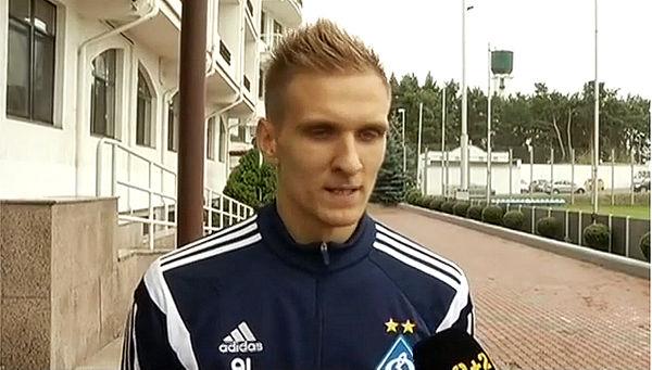 Лукаш Теодорчик: «Хочу прогрессировать в «Динамо»