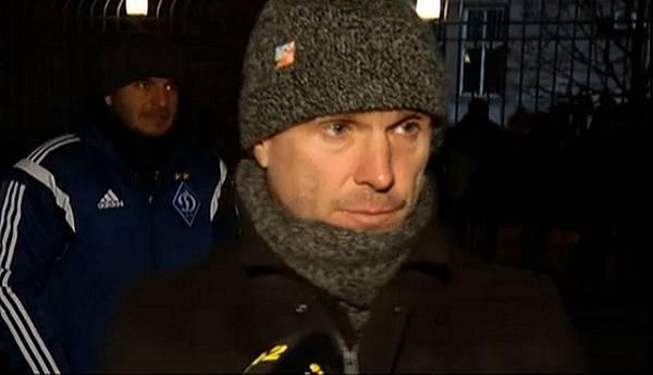 Сергей Ребров: «Было видно, что «Металлург» две недели готовился к этой игре»