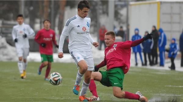 Чемпионат U-19. «Динамо» — «Скала» — 2:0. ВИДЕО
