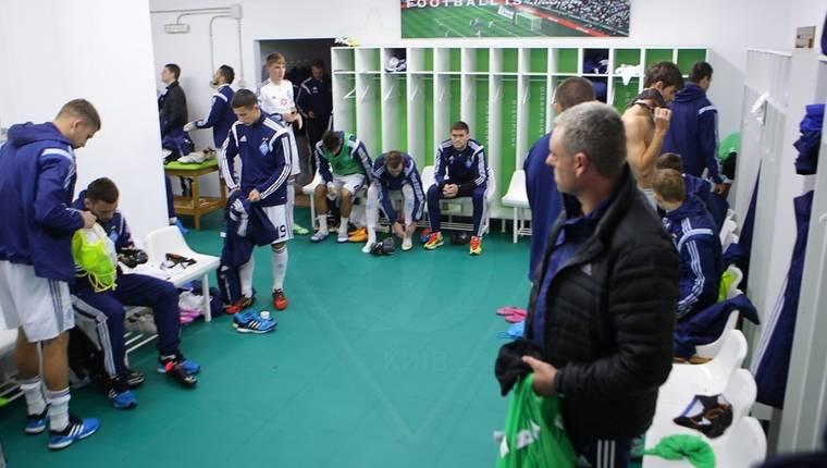 Состав «Динамо» на матч с «Альхесирасом»