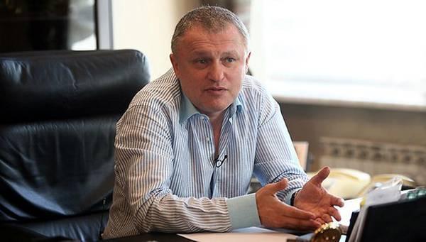 Игорь Суркис: «Не хотелось на этой стадии встречаться с «Днепром»