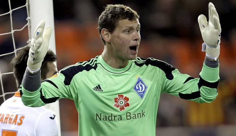 Александр Рыбка вызван в сборную Украины