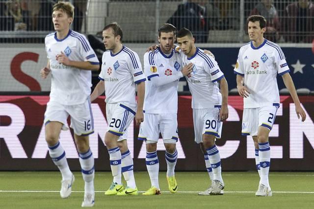 «Динамо» со «Стяуа» сыграет в домашней форме