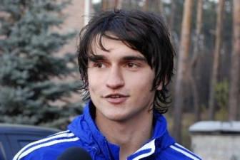 Евгений Морозенко на просмотре в Грузии