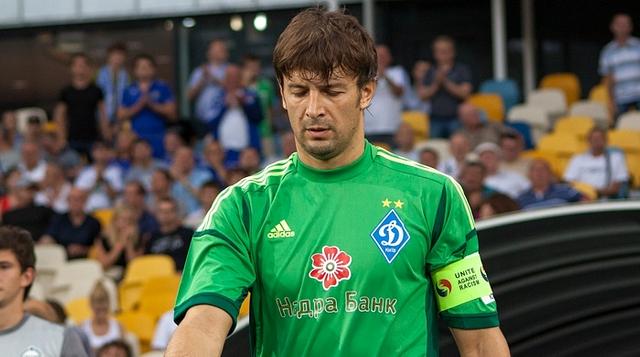 Александр Шовковский догнал Олега Блохина в списке гвардейцев «Динамо»